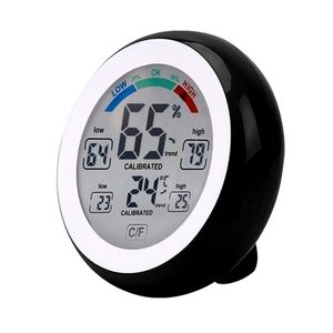 Instant Results Hygrometer/Temperature LCD Display